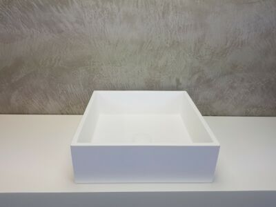 Solid Surface waskom Dirrito Piccolo 40