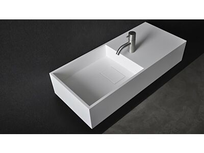 Ideavit Solid Surface toiletfontein/wastafel Solidplan