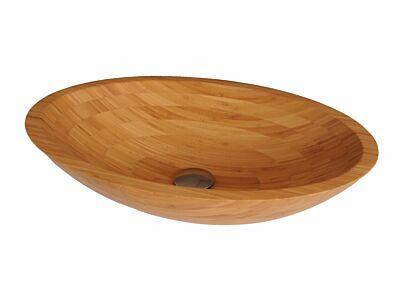 Minnor bamboe waskom Fastuosa caramel - 60 cm