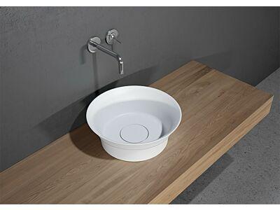 Solid Surface waskom Riho Barca bowl 39Ø x 14,7cm