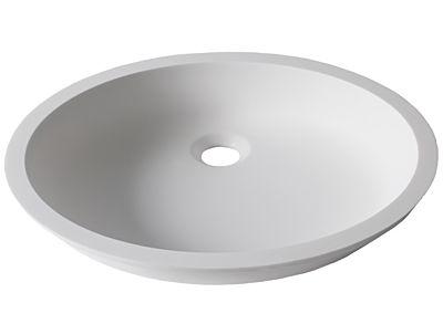 Krion Solid Surface onderbouw wasbak 43 x 35 cm