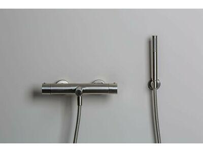 Mastello RVS 316L badset met opbouw thermostaat en handdouche - set 17