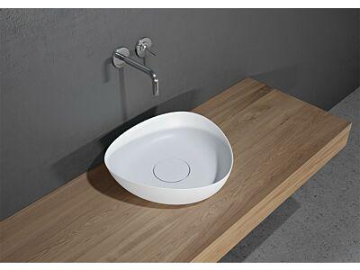 Solid Surface waskom Riho Oviedo bowl 40,9x40,9x13cm