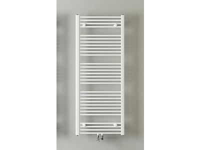 Instamat handdoekradiator met aansluitset Base glans wit - 113 x 60 cm