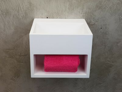 Solid Surface toiletfontein Solid Quadro 32