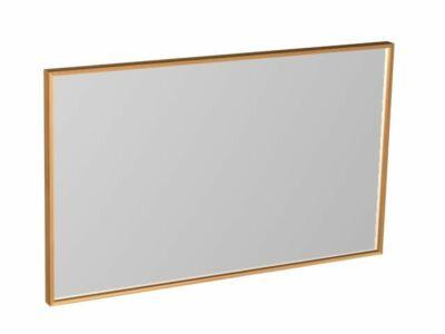 Djati teakhouten spiegel Nusa rechthoek - 90 cm
