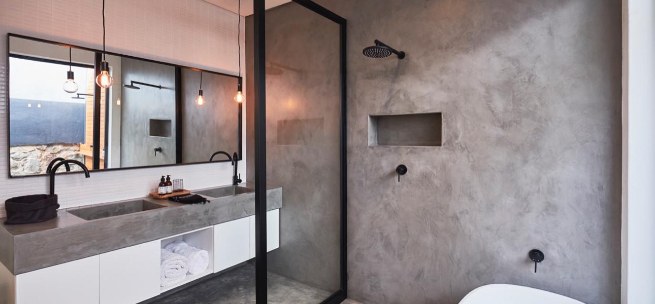 Een nieuwe badkamer met kleine ingrepen