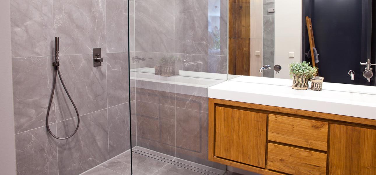 Hoe ziet de moderne badkamer eruit?