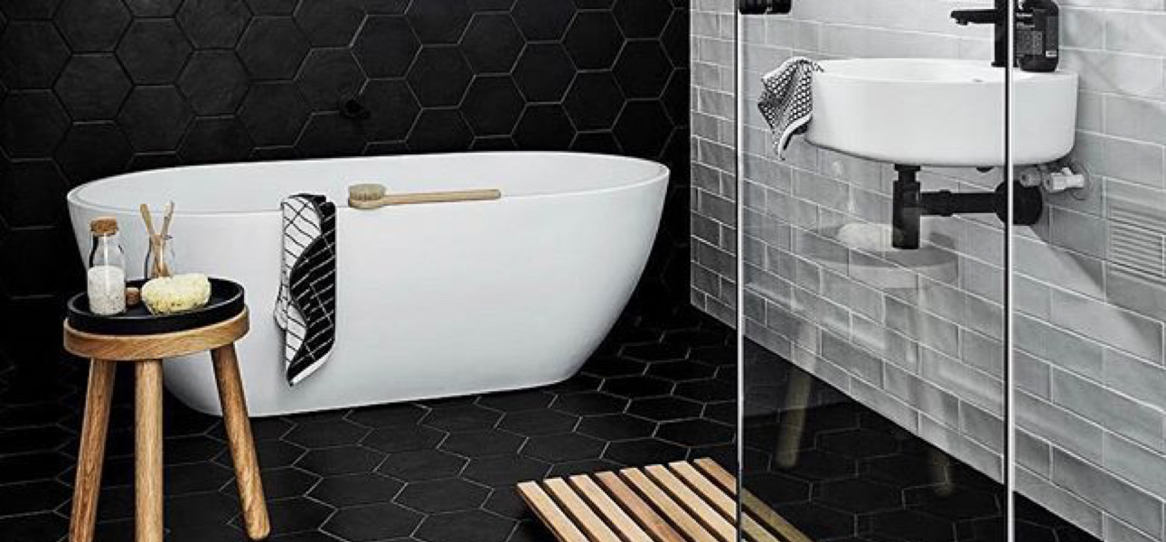 Uniek design in de badkamer
