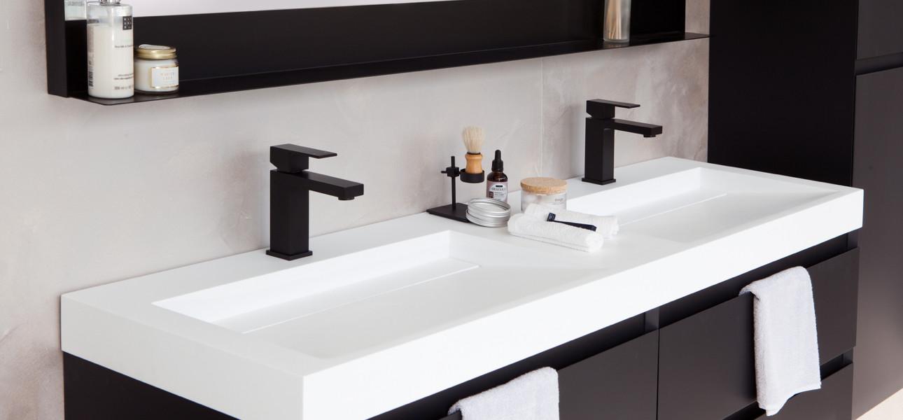 Waarom is solid surface het perfecte materiaal in je keuken en badkamer?